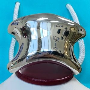 Tiffany&Co Vintage Peretti Open Sided Cuff